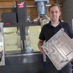 Szybki rozwój i inwestycje wyłącznie w obrabiarki CNC Haas