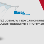 Weź udział w 2. edycji konkursu BLASER Productivity Trophy